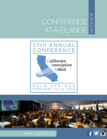 CAG_Conference_2019_At_A_Glance