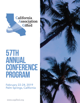 2019 CAGcon Conference Program