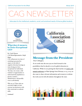 winter2019cagnewsletter