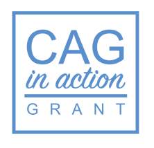 CAG in Action Grant Logo